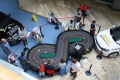 giant slot racing track hire
